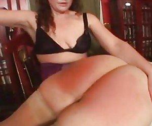 BBW Spanking Videos