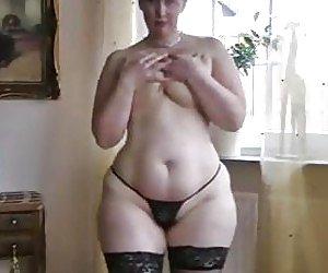 BBW Stripper Videos